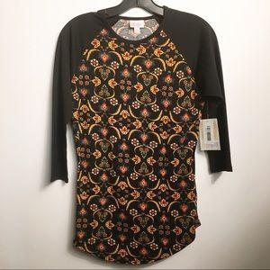 *3 for $36* Lularoe Randy Tee Shirt XS
